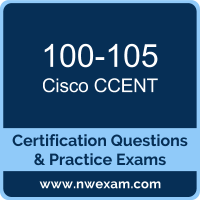 CCENT Dumps, CCENT PDF, Cisco ICND1 Dumps, 100-105 PDF, CCENT Braindumps, 100-105 Questions PDF, Cisco Exam VCE, Cisco 100-105 VCE, CCENT Cheat Sheet