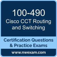 CCT Routing and Switching Dumps, CCT Routing and Switching PDF, Cisco RSTECH Dumps, 100-490 PDF, CCT Routing and Switching Braindumps, 100-490 Questions PDF, Cisco Exam VCE, Cisco 100-490 VCE, CCT Routing and Switching Cheat Sheet