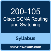 200-105 Syllabus, CCNA Routing and Switching Exam Questions PDF, Cisco 200-105 Dumps Free, CCNA Routing and Switching PDF, 200-105 Dumps, 200-105 PDF, CCNA Routing and Switching VCE, 200-105 Questions PDF, Cisco CCNA Routing and Switching Questions PDF, Cisco 200-105 VCE