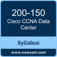 200-150 Syllabus, CCNA Data Center Exam Questions PDF, Cisco 200-150 Dumps Free, CCNA Data Center PDF, 200-150 Dumps, 200-150 PDF, CCNA Data Center VCE, 200-150 Questions PDF, Cisco CCNA Data Center Questions PDF, Cisco 200-150 VCE