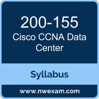 200-155 Syllabus, CCNA Data Center Exam Questions PDF, Cisco 200-155 Dumps Free, CCNA Data Center PDF, 200-155 Dumps, 200-155 PDF, CCNA Data Center VCE, 200-155 Questions PDF, Cisco CCNA Data Center Questions PDF, Cisco 200-155 VCE