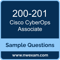 CyberOps Associate Dumps, 200-201 Dumps, Cisco CBROPS PDF, 200-201 PDF, CyberOps Associate VCE, Cisco CyberOps Associate Questions PDF, Cisco Exam VCE, Cisco 200-201 VCE, CyberOps Associate Cheat Sheet