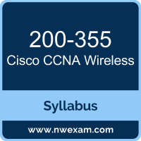 200-355 Syllabus, CCNA Wireless Exam Questions PDF, Cisco 200-355 Dumps Free, CCNA Wireless PDF, 200-355 Dumps, 200-355 PDF, CCNA Wireless VCE, 200-355 Questions PDF, Cisco CCNA Wireless Questions PDF, Cisco 200-355 VCE