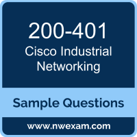 Industrial Networking Dumps, 200-401 Dumps, Cisco IMINS PDF, 200-401 PDF, Industrial Networking VCE, Cisco Industrial Networking Questions PDF, Cisco Exam VCE, Cisco 200-401 VCE, Industrial Networking Cheat Sheet