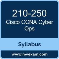 210-250 Syllabus, CCNA Cyber Ops Exam Questions PDF, Cisco 210-250 Dumps Free, CCNA Cyber Ops PDF, 210-250 Dumps, 210-250 PDF, CCNA Cyber Ops VCE, 210-250 Questions PDF, Cisco CCNA Cyber Ops Questions PDF, Cisco 210-250 VCE