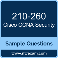 CCNA Security Dumps, 210-260 Dumps, Cisco IINS PDF, 210-260 PDF, CCNA Security VCE, Cisco CCNA Security Questions PDF, Cisco Exam VCE, Cisco 210-260 VCE, CCNA Security Cheat Sheet