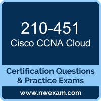 CCNA Cloud Dumps, CCNA Cloud PDF, Cisco CLDFND Dumps, 210-451 PDF, CCNA Cloud Braindumps, 210-451 Questions PDF, Cisco Exam VCE, Cisco 210-451 VCE, CCNA Cloud Cheat Sheet