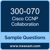 CCNP Collaboration Dumps, 300-070 Dumps, Cisco CIPTV1 PDF, 300-070 PDF, CCNP Collaboration VCE, Cisco CCNP Collaboration Questions PDF, Cisco Exam VCE, Cisco 300-070 VCE, CCNP Collaboration Cheat Sheet