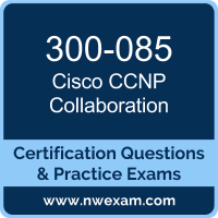 CCNP Collaboration Dumps, CCNP Collaboration PDF, Cisco CAPPS Dumps, 300-085 PDF, CCNP Collaboration Braindumps, 300-085 Questions PDF, Cisco Exam VCE, Cisco 300-085 VCE, CCNP Collaboration Cheat Sheet
