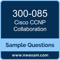CCNP Collaboration Dumps, 300-085 Dumps, Cisco CAPPS PDF, 300-085 PDF, CCNP Collaboration VCE, Cisco CCNP Collaboration Questions PDF, Cisco Exam VCE, Cisco 300-085 VCE, CCNP Collaboration Cheat Sheet