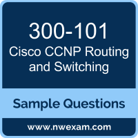 CCNP Routing and Switching Dumps, 300-101 Dumps, Cisco ROUTE PDF, 300-101 PDF, CCNP Routing and Switching VCE, Cisco CCNP Routing and Switching Questions PDF, Cisco Exam VCE, Cisco 300-101 VCE, CCNP Routing and Switching Cheat Sheet