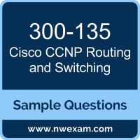 CCNP Routing and Switching Dumps, 300-135 Dumps, Cisco TSHOOT PDF, 300-135 PDF, CCNP Routing and Switching VCE, Cisco CCNP Routing and Switching Questions PDF, Cisco Exam VCE, Cisco 300-135 VCE, CCNP Routing and Switching Cheat Sheet