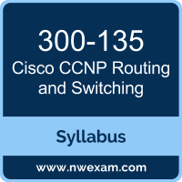 300-135 Syllabus, CCNP Routing and Switching Exam Questions PDF, Cisco 300-135 Dumps Free, CCNP Routing and Switching PDF, 300-135 Dumps, 300-135 PDF, CCNP Routing and Switching VCE, 300-135 Questions PDF, Cisco CCNP Routing and Switching Questions PDF, Cisco 300-135 VCE
