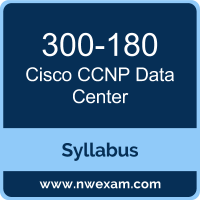 300-180 Syllabus, CCNP Data Center Exam Questions PDF, Cisco 300-180 Dumps Free, CCNP Data Center PDF, 300-180 Dumps, 300-180 PDF, CCNP Data Center VCE, 300-180 Questions PDF, Cisco CCNP Data Center Questions PDF, Cisco 300-180 VCE