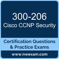 CCNP Security Dumps, CCNP Security PDF, Cisco SENSS Dumps, 300-206 PDF, CCNP Security Braindumps, 300-206 Questions PDF, Cisco Exam VCE, Cisco 300-206 VCE, CCNP Security Cheat Sheet