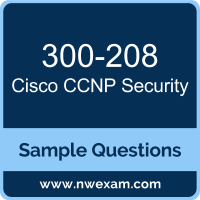 CCNP Security Dumps, 300-208 Dumps, Cisco SISAS PDF, 300-208 PDF, CCNP Security VCE, Cisco CCNP Security Questions PDF, Cisco Exam VCE, Cisco 300-208 VCE, CCNP Security Cheat Sheet