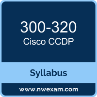 300-320 Syllabus, CCDP Exam Questions PDF, Cisco 300-320 Dumps Free, CCDP PDF, 300-320 Dumps, 300-320 PDF, CCDP VCE, 300-320 Questions PDF, Cisco CCDP Questions PDF, Cisco 300-320 VCE
