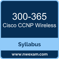300-365 Syllabus, CCNP Wireless Exam Questions PDF, Cisco 300-365 Dumps Free, CCNP Wireless PDF, 300-365 Dumps, 300-365 PDF, CCNP Wireless VCE, 300-365 Questions PDF, Cisco CCNP Wireless Questions PDF, Cisco 300-365 VCE