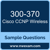 CCNP Wireless Dumps, 300-370 Dumps, Cisco WITSHOOT PDF, 300-370 PDF, CCNP Wireless VCE, Cisco CCNP Wireless Questions PDF, Cisco Exam VCE, Cisco 300-370 VCE, CCNP Wireless Cheat Sheet
