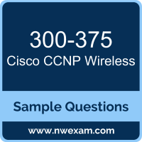 CCNP Wireless Dumps, 300-375 Dumps, Cisco WISECURE PDF, 300-375 PDF, CCNP Wireless VCE, Cisco CCNP Wireless Questions PDF, Cisco Exam VCE, Cisco 300-375 VCE, CCNP Wireless Cheat Sheet