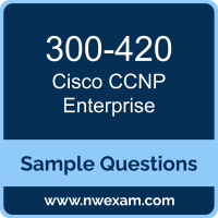 CCNP Enterprise Dumps, 300-420 Dumps, Cisco ENSLD PDF, 300-420 PDF, CCNP Enterprise VCE, Cisco CCNP Enterprise Questions PDF, Cisco Exam VCE, Cisco 300-420 VCE, CCNP Enterprise Cheat Sheet