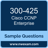 CCNP Enterprise Dumps, 300-425 Dumps, Cisco ENWLSD PDF, 300-425 PDF, CCNP Enterprise VCE, Cisco CCNP Enterprise Questions PDF, Cisco Exam VCE, Cisco 300-425 VCE, CCNP Enterprise Cheat Sheet