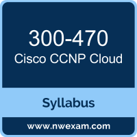 300-470 Syllabus, CCNP Cloud Exam Questions PDF, Cisco 300-470 Dumps Free, CCNP Cloud PDF, 300-470 Dumps, 300-470 PDF, CCNP Cloud VCE, 300-470 Questions PDF, Cisco CCNP Cloud Questions PDF, Cisco 300-470 VCE