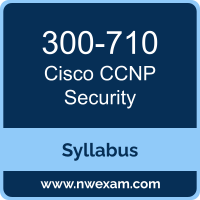 300-710 Syllabus, CCNP Security Exam Questions PDF, Cisco 300-710 Dumps Free, CCNP Security PDF, 300-710 Dumps, 300-710 PDF, CCNP Security VCE, 300-710 Questions PDF, Cisco CCNP Security Questions PDF, Cisco 300-710 VCE