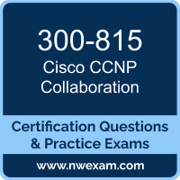 CCNP Collaboration Dumps, CCNP Collaboration PDF, Cisco CLACCM Dumps, 300-815 PDF, CCNP Collaboration Braindumps, 300-815 Questions PDF, Cisco Exam VCE, Cisco 300-815 VCE, CCNP Collaboration Cheat Sheet
