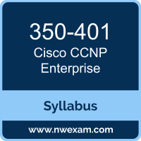 350-401 Syllabus, CCNP Enterprise Exam Questions PDF, Cisco 350-401 Dumps Free, CCNP Enterprise PDF, 350-401 Dumps, 350-401 PDF, CCNP Enterprise VCE, 350-401 Questions PDF, Cisco CCNP Enterprise Questions PDF, Cisco 350-401 VCE