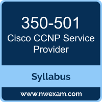 350-501 Syllabus, CCNP Service Provider Exam Questions PDF, Cisco 350-501 Dumps Free, CCNP Service Provider PDF, 350-501 Dumps, 350-501 PDF, CCNP Service Provider VCE, 350-501 Questions PDF, Cisco CCNP Service Provider Questions PDF, Cisco 350-501 VCE
