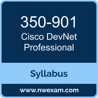 350-901 Syllabus, DevNet Professional Exam Questions PDF, Cisco 350-901 Dumps Free, DevNet Professional PDF, 350-901 Dumps, 350-901 PDF, DevNet Professional VCE, 350-901 Questions PDF, Cisco DevNet Professional Questions PDF, Cisco 350-901 VCE
