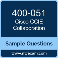 CCIE Collaboration Dumps, 400-051 Dumps, Cisco CCIE C PDF, 400-051 PDF, CCIE Collaboration VCE, Cisco CCIE Collaboration Questions PDF, Cisco Exam VCE, Cisco 400-051 VCE, CCIE Collaboration Cheat Sheet