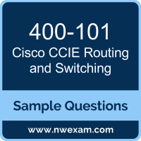 CCIE Routing and Switching Dumps, 400-101 Dumps, Cisco CCIE RS PDF, 400-101 PDF, CCIE Routing and Switching VCE, Cisco CCIE Routing and Switching Questions PDF, Cisco Exam VCE, Cisco 400-101 VCE, CCIE Routing and Switching Cheat Sheet