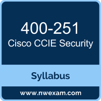 400-251 Syllabus, CCIE Security Exam Questions PDF, Cisco 400-251 Dumps Free, CCIE Security PDF, 400-251 Dumps, 400-251 PDF, CCIE Security VCE, 400-251 Questions PDF, Cisco CCIE Security Questions PDF, Cisco 400-251 VCE