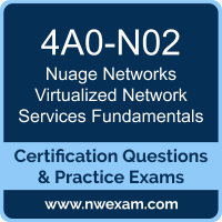 Virtualized Network Services Fundamentals Dumps, Virtualized Network Services Fundamentals PDF, Nuage Networks VNS Fundamentals Dumps, 4A0-N02 PDF, Virtualized Network Services Fundamentals Braindumps, 4A0-N02 Questions PDF, Nuage Networks Exam VCE, Nuage Networks 4A0-N02 VCE, Virtualized Network Services Fundamentals Cheat Sheet