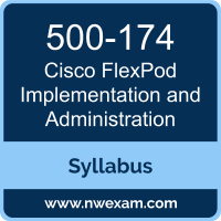 500-174 Syllabus, FlexPod Implementation and Administration Exam Questions PDF, Cisco 500-174 Dumps Free, FlexPod Implementation and Administration PDF, 500-174 Dumps, 500-174 PDF, FlexPod Implementation and Administration VCE, 500-174 Questions PDF, Cisco FlexPod Implementation and Administration Questions PDF, Cisco 500-174 VCE