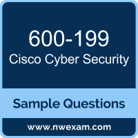 Cyber Security Dumps, 600-199 Dumps, Cisco SCYBER PDF, 600-199 PDF, Cyber Security VCE, Cisco Cyber Security Questions PDF, Cisco Exam VCE, Cisco 600-199 VCE, Cyber Security Cheat Sheet
