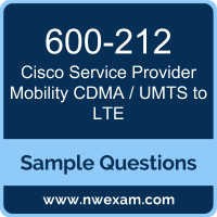 Service Provider Mobility CDMA / UMTS to LTE Dumps, 600-212 Dumps, Cisco SPLTE PDF, 600-212 PDF, Service Provider Mobility CDMA / UMTS to LTE VCE, Cisco Service Provider Mobility CDMA / UMTS to LTE Questions PDF, Cisco Exam VCE, Cisco 600-212 VCE, Service Provider Mobility CDMA / UMTS to LTE Cheat Sheet
