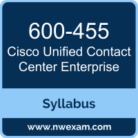 600-455 Syllabus, Unified Contact Center Enterprise Exam Questions PDF, Cisco 600-455 Dumps Free, Unified Contact Center Enterprise PDF, 600-455 Dumps, 600-455 PDF, Unified Contact Center Enterprise VCE, 600-455 Questions PDF, Cisco Unified Contact Center Enterprise Questions PDF, Cisco 600-455 VCE