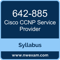 642-885 Syllabus, CCNP Service Provider Exam Questions PDF, Cisco 642-885 Dumps Free, CCNP Service Provider PDF, 642-885 Dumps, 642-885 PDF, CCNP Service Provider VCE, 642-885 Questions PDF, Cisco CCNP Service Provider Questions PDF, Cisco 642-885 VCE