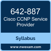 642-887 Syllabus, CCNP Service Provider Exam Questions PDF, Cisco 642-887 Dumps Free, CCNP Service Provider PDF, 642-887 Dumps, 642-887 PDF, CCNP Service Provider VCE, 642-887 Questions PDF, Cisco CCNP Service Provider Questions PDF, Cisco 642-887 VCE