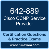 CCNP Service Provider Dumps, CCNP Service Provider PDF, Cisco SPEDGE Dumps, 642-889 PDF, CCNP Service Provider Braindumps, 642-889 Questions PDF, Cisco Exam VCE, Cisco 642-889 VCE, CCNP Service Provider Cheat Sheet