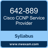 642-889 Syllabus, CCNP Service Provider Exam Questions PDF, Cisco 642-889 Dumps Free, CCNP Service Provider PDF, 642-889 Dumps, 642-889 PDF, CCNP Service Provider VCE, 642-889 Questions PDF, Cisco CCNP Service Provider Questions PDF, Cisco 642-889 VCE