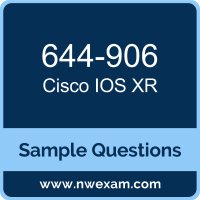 IOS XR Dumps, 644-906 Dumps, Cisco IMTXR PDF, 644-906 PDF, IOS XR VCE, Cisco IOS XR Questions PDF, Cisco Exam VCE, Cisco 644-906 VCE, IOS XR Cheat Sheet