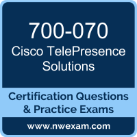 TelePresence Solutions Dumps, TelePresence Solutions PDF, Cisco IX5K Dumps, 700-070 PDF, TelePresence Solutions Braindumps, 700-070 Questions PDF, Cisco Exam VCE, Cisco 700-070 VCE, TelePresence Solutions Cheat Sheet
