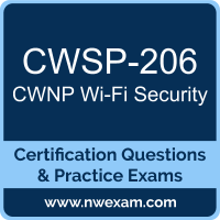 Wi-Fi Security Dumps, Wi-Fi Security PDF, CWNP CWSP Dumps, CWSP-206 PDF, Wi-Fi Security Braindumps, CWSP-206 Questions PDF, CWNP Exam VCE, CWNP CWSP-206 VCE, Wi-Fi Security Cheat Sheet