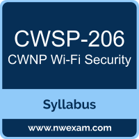 CWSP-206 Syllabus, Wi-Fi Security Exam Questions PDF, CWNP CWSP-206 Dumps Free, Wi-Fi Security PDF, CWSP-206 Dumps, CWSP-206 PDF, Wi-Fi Security VCE, CWSP-206 Questions PDF, CWNP Wi-Fi Security Questions PDF, CWNP CWSP-206 VCE
