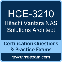 NAS Solutions Architect Dumps, NAS Solutions Architect PDF, Hitachi Vantara NAS Solutions Architect Dumps, HCE-3210 PDF, NAS Solutions Architect Braindumps, HCE-3210 Questions PDF, Hitachi Vantara Exam VCE, Hitachi Vantara HCE-3210 VCE, NAS Solutions Architect Cheat Sheet