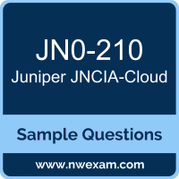 JNCIA Cloud Dumps, JN0-210 Dumps, Juniper JNCIA-Cloud PDF, JN0-210 PDF, JNCIA Cloud VCE, Juniper JNCIA Cloud Questions PDF, Juniper Exam VCE, Juniper JN0-210 VCE, JNCIA Cloud Cheat Sheet